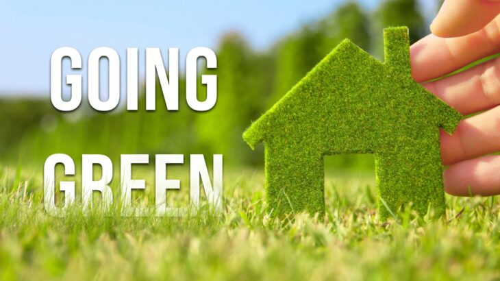 tax credits for going green